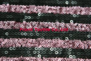 Sequin Embroidery Fabric -Flk227