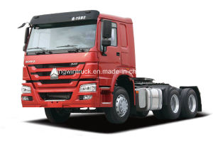 Sinotruk HOWO Brand Tractor Truck with 6X4 for Euro 2 pictures & photos