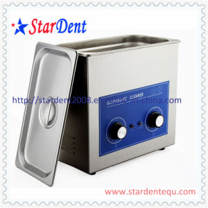 6.5L Stainless Steel Digital Tabletop Ultrasonic Cleaner of Dental Unit pictures & photos