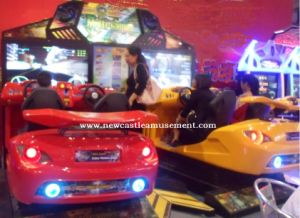 Entertainment Electronics out Run Sp Dx Game for Racing Game Machine pictures & photos