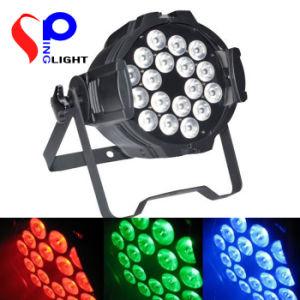 18*15W RGBWA 5 in 1 Studio LED Lighting, LED Studio Spot Light, LED Light Studio