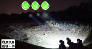 FL-14150B, 2W/3W/5W, LED Flashlight/Torch, Rechargeable, Search, Portable Handheld, High Power, Explosion-Proof Search, CREE/Emergency Flashlight Light/Lamp pictures & photos