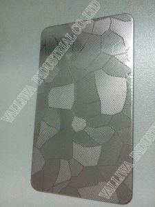 Etched Steel Sheet pictures & photos