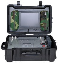Portable Suitcase Video Receiver with Duplex-Audio pictures & photos