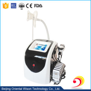 Ultrasound Cavitation Vacuum RF Cryolipoysis Slimming Machine (OW-F3) pictures & photos