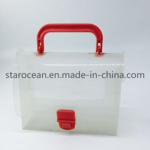 Pet Packaging Plastic Box with Silk Screening Printing pictures & photos