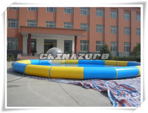 Huge Size Outdoor Round Pool Inflatable Water Pool