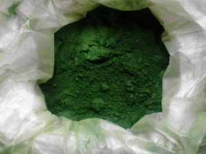 Chrome Oxide Green Construction Material Pigment pictures & photos