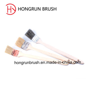 Long Wooden Handle Radiator Brush (HYRA0252) pictures & photos
