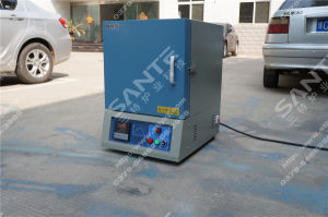 1200c Heat Treatment Muffle Furnace for Lab Material Research pictures & photos