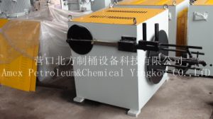 Steel Drum Making Equipment Scrap Receiving Machine pictures & photos