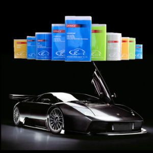 OEM Supported Fast Drying Water Based Car Paint Clear Varnish pictures & photos