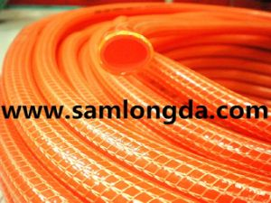 High Quality PVC Knitted Garden Hose (KH152215) pictures & photos