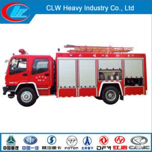 High Performance Isuzu Fire Fighting Water Foam Fire Truck pictures & photos