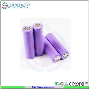 2200mAh Li-ion Rechargeable Battery 18650