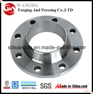 OEM High Class CNC Machining Carbon Steel Pipe Flanges pictures & photos