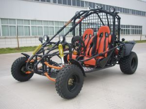 Gas Powered CVT 4 Wheeler Kandi Go Kart (KD 250GKA-2Z) pictures & photos