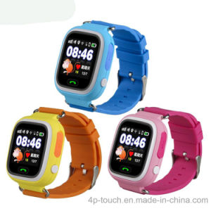 Safety Kids GPS Tracker Watch with Two Way Communication Call D15 pictures & photos