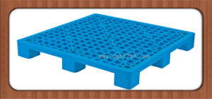 1100X1100X135mm High Quality Grid Stacked Plastic Transport Pallets for Sale pictures & photos