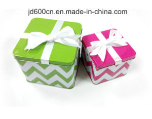 Metal Tin Candy Box for Wedding Gift Packaging pictures & photos