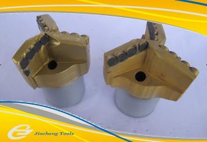 76mm 6 Teeth PDC Core Drill Bits for Build Road pictures & photos