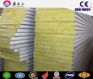 Steel Structure Building Materials, Sandwich Panel (JW-16288) pictures & photos