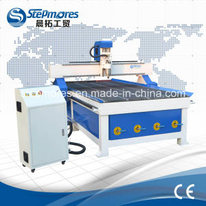 Vacuum Absorption Woodwoking CNC Router with 4axis