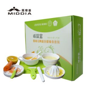 Baby Care Product Ceramic Food Grinder/Mill, DIY Homemade Mashers pictures & photos