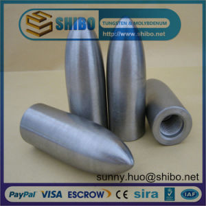 Molybdenum Piercing Mandrel, Moly Head in Seamless Tube Industry pictures & photos