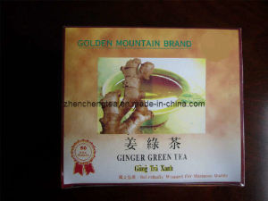 Flavor Tea - Ginger Green Tea (GTBG20)