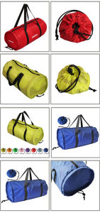 Folding Barrel Duffle Bag for Travel pictures & photos