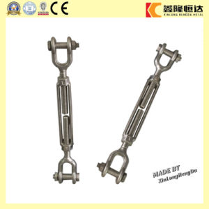 Us Type Rigging Galvanized Drop Forged Jaw - Jaw Turnbuckle pictures & photos