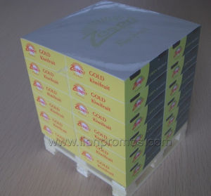 Custom Artwork Printing Promotional Gift Paper Memo Cube pictures & photos