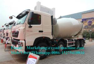 Sinotruck HOWO A7 6/8/10/12 M3/Cbm Concrete/Cement Mixer Truck