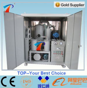 Outdoor Double Stage Vacuum Transformer Oil Purifier Machine (ZYD) pictures & photos