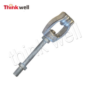 Forged Long Shank Expandable Triple Eye Anchor Rod pictures & photos