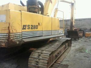Used Sumitomo S280 Excavator/Cheap Sumitomo S280f2 Excavator Price pictures & photos
