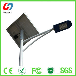 Energy Saving Certified Solar LED Street Lights 18W - 120W pictures & photos