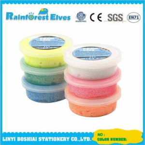 China Cheap Snow Clay Foam Putty