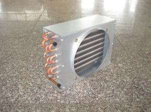Copper Tube Finned Evaporator Coils pictures & photos
