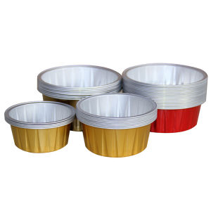 Various Sizes of Aluminum Foil Food Container pictures & photos