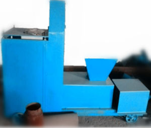 Screw Extrusion Charcoal Machine/Charcoal Forming Machine pictures & photos