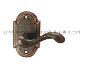 High Quality Solid Brass Door Handle 830 pictures & photos