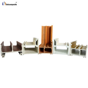 FRP Window Pultruded Profile pictures & photos
