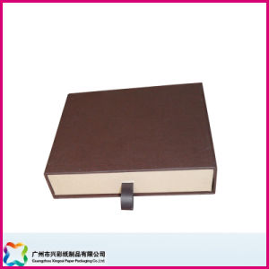 Rigid Cardboard Paper Drawer Packaging Box for Gift/Cosmetic (xc-hbd-001) pictures & photos