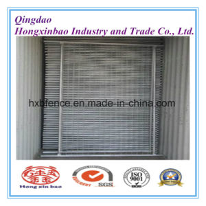 Welded Wire Mesh Galvanized Temporary Fence pictures & photos