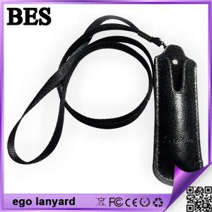Health E-Cigarette Accessories EGO Leather Lanyard
