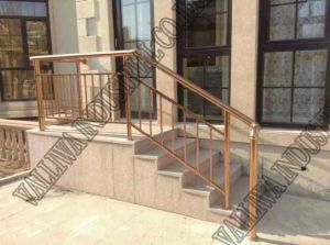 Stainless Steel Pipe for Staircase pictures & photos