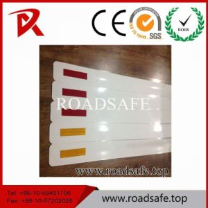 Traffic PVC Plastic Reflective Guardrail Delineator Post Road Delineator pictures & photos