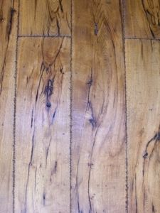 Rustic Oak Engineered Wooden Parquet / Wood Flooring pictures & photos